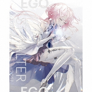 "GREATEST HITS 2011-2017 ""ALTER EGO"" (A) [CD+Blu-ray Disc]<初回生産限定盤> CD"
