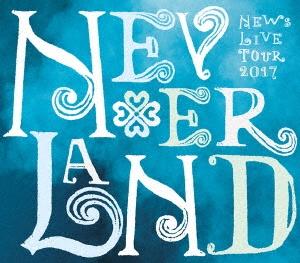 【ワケあり特価】NEWS LIVE TOUR 2017 NEVERLAND [4Blu-ray Disc+ブックレット]<初回盤> Blu-ray Disc