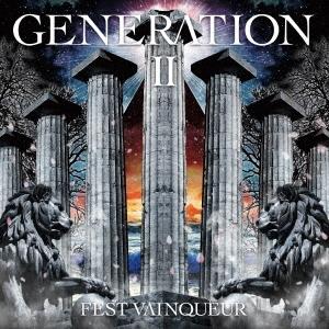 FEST VAINQUEUR/GENERATION 2 ~7Colors~ [PRWC-33]