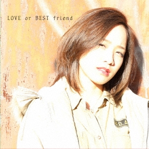 PopLip山内志織/LOVE or BEST friend[DIAS-021]