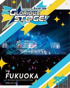THE IDOLM@STER SideM 3rdLIVE TOUR ~GLORIOUS ST@GE~ LIVE Blu-ray Side FUKUOKA