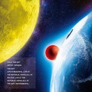 THE GIFT [CD+映画ドラえもん のび太の月面探査記 ホログラム映像キット付]<初回生産限定盤> 12cmCD Single
