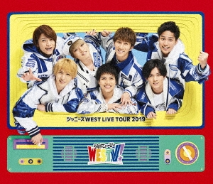 ジャニーズWEST LIVE TOUR 2019 WESTV!<通常仕様> Blu-ray Disc
