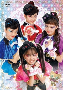 ひみつ×戦士 ファントミラージュ! DVD BOX vol.1 DVD