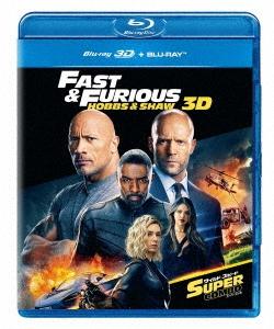 ワイルド・スピード/スーパーコンボ [3D Blu-ray Disc+Blu-ray Disc] Blu-ray 3D