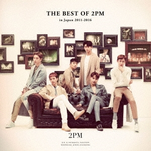 THE BEST OF 2PM in Japan 2011-2016<通常盤> CD