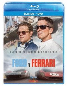 フォードvsフェラーリ [Blu-ray Disc+DVD] Blu-ray Disc
