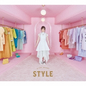 STYLE [CD+Blu-ray Disc]<初回限定盤> CD