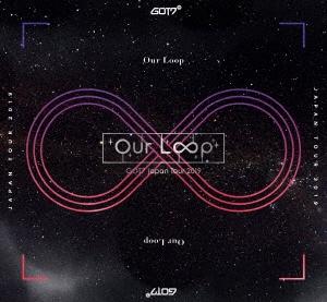 "GOT7 Japan Tour 2019 ""Our Loop"" [2DVD+LIVEフォトブック]<初回生産限定盤> DVD"
