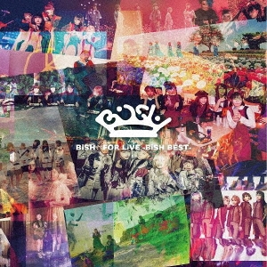 FOR LiVE -BiSH BEST-<初回生産限定盤> CD
