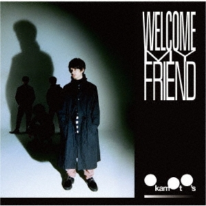 Welcome My Friend [CD+Blu-ray Disc]<初回生産限定盤> CD