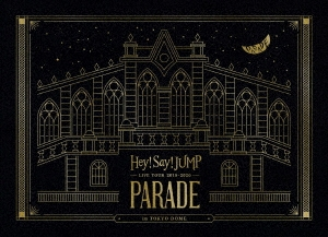 Hey! Say! JUMP LIVE TOUR 2019-2020 PARADE [2Blu-ray Disc+ライブフォトブックレット+じゃんぷぅSPフォ Blu-ray Disc