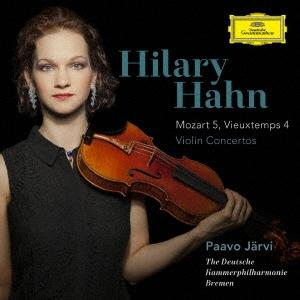 モーツァルト:ヴァイオリン協奏曲第5番/ヴュータン:ヴァイオリン協奏曲第4番 [UHQCD x MQA-CD]<生産限 UHQCD