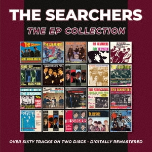 The Searchers/EPコレクション[MSIG1403]