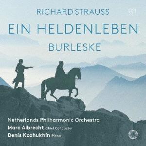 R. シュトラウス: 「英雄の生涯」& ブルレスケ