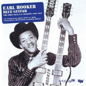 ブルー・ギター - チーフ/エイジ/USAセッションズ 1960-63 CD