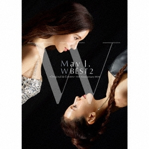 May J. W BEST 2 -Original & Covers- [2CD+4DVD+写真集+15周年記念ピンバッジ]<初回生産限定盤> CD