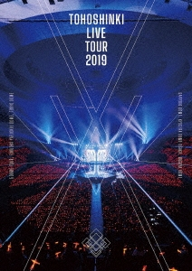 東方神起 LIVE TOUR 2019 ~XV~ DVD