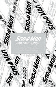 Snow Man ASIA TOUR 2D.2D.<初回盤> Blu-ray Disc