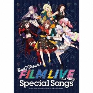 劇場版「BanG Dream! FILM LIVE 2nd Stage」Special Songs [CD+Blu-ray Disc]<生産限定盤>
