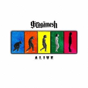 ALIVE [CD+DVD]<初回生産限定盤>