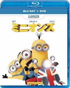 ミニオンズ [Blu-ray Disc+DVD]