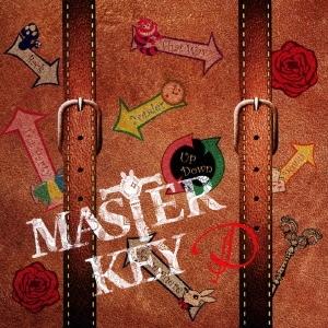 D/MASTER KEY [CD+ステッカー]<限定盤D-TYPE>[VBZJ-10]