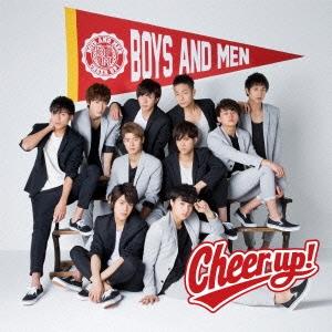BOYS AND MEN/Cheer up!<通常盤>[KICS-3376]