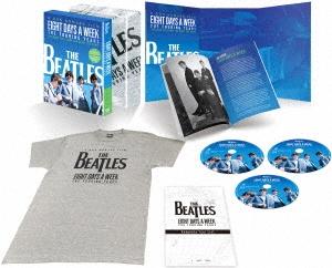 The Beatles/ザ・ビートルズ EIGHT DAYS A WEEK -The Touring Years DVD コレクターズ・エディション [3DVD+ブックレット+オリジナルTシャツ:Mサイズ] [DABA-5114]
