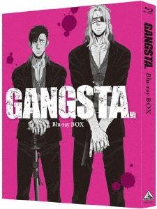 GANGSTA. Blu-ray BOX