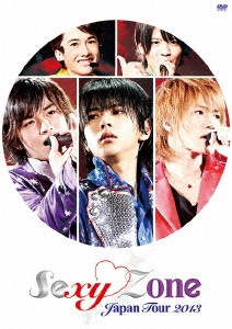 Sexy Zone Japan Tour 2013<通常盤> DVD