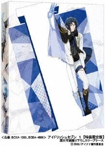 アイドリッシュセブン 1 [Blu-ray Disc+CD]<特装限定版> Blu-ray Disc