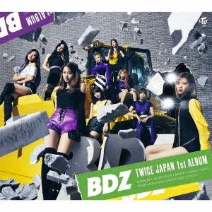 BDZ [CD+DVD+ブックレット]<初回限定盤A>