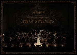 """Aimer special concert with スロヴァキア国立放送交響楽団 """"ARIA STRINGS"""" [Blu-ray Disc+CD+フォトブ Blu-ray Disc"""