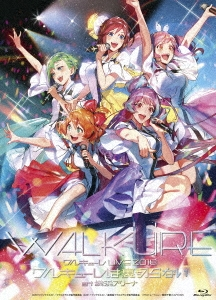 "LIVE 2018 ""ワルキューレは裏切らない"" at 横浜アリーナ <Day-1+Day-2><初回限定版> Blu-ray Disc"