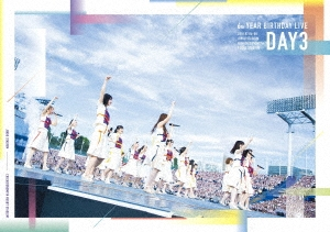 乃木坂46 6th YEAR BIRTHDAY LIVE 2018.07.06-08 JINGU STADIUM & CHICHIBUNOMIYA RUGBY STADIUM Day3 Blu-ray Disc