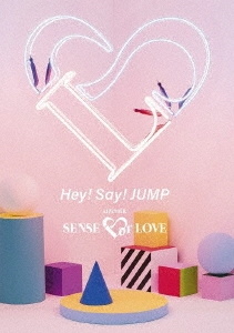 Hey! Say! JUMP LIVE TOUR SENSE or LOVE<通常盤> DVD