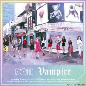 Vampire [CD+DVD]<通常盤Type B/初回限定仕様> 12cmCD Single