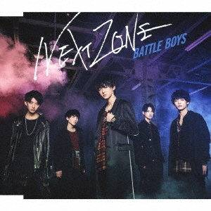 BATTLE BOYS/NEXT ZONE<TYPE-A>[ZXRC-1208]