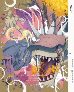 ソードアート・オンライン アリシゼーション War of Underworld 1 [Blu-ray Disc+CD]<完全生産限定版> Blu-ray Disc