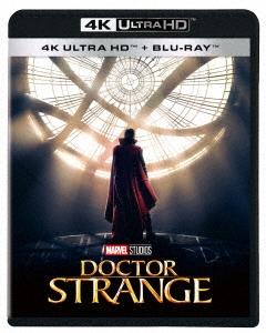 ドクター・ストレンジ 4K UHD [4K Ultra HD Blu-ray Disc+Blu-ray Disc] Ultra HD