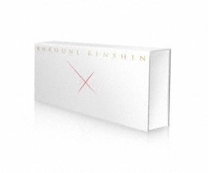 るろうに剣心 パーフェクトBlu-ray BOX[数量限定生産 Blu-ray Box] [7Blu-ray Disc+7DVD] Blu-ray Disc