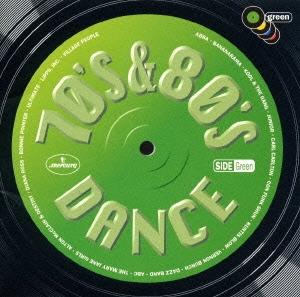 70's&80's DANCE〈GREEN〉