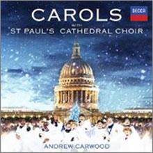 セント・ポール大聖堂聖歌隊/Carols with St. Paul's Cathedral Choir[4789225]
