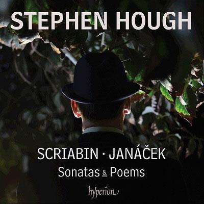 スティーヴン・ハフ/Scriabin, Janacek - Sonatas & Poems [CDA67895]