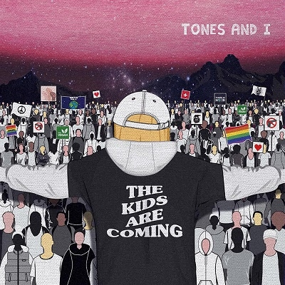 Tones And I/The Kids Are Coming[7567865055]