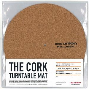 disk union コルクターンテーブルマット (1枚組)[DUMAT1]