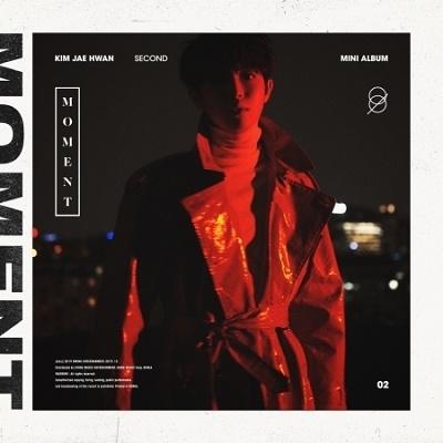 Moment: 2nd Mini Album (Night Ver.) CD