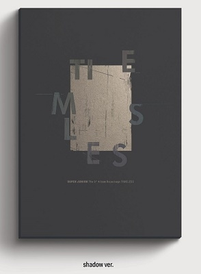 Timeless: SUPER JUNIOR Vol.9 (Repackage)(Shadow Ver.) CD