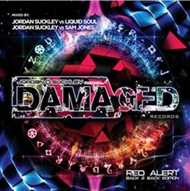 Jordan Suckley/Damaged Red Alert B2B Edition[BLHCDJ-132]